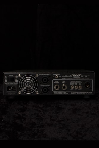 2016 Mesa Boogie SUBWAY D-800 Head