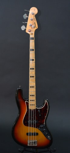 1972 Fender Jazz Bass