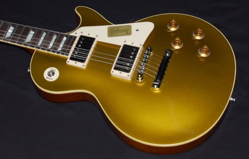 2014 Gibson Custom Shop 1957 Les Paul 57 Goldtop Reissue - Gloss - Unplayed!