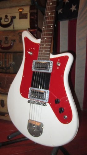 ~1967 Eko Solidbody Electric Double Hi Lo Tron Pickup