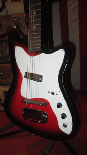 ~1963 Harmony Barclay Bobkat Single Pickup