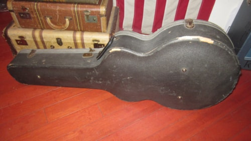 ~1965 Gretsch® Vintage Hard Case for Tennessean, 6120 etc.