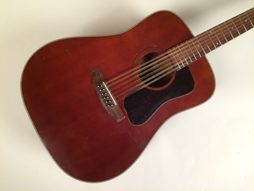 1981 Guild® D212M 12 String Acoustic