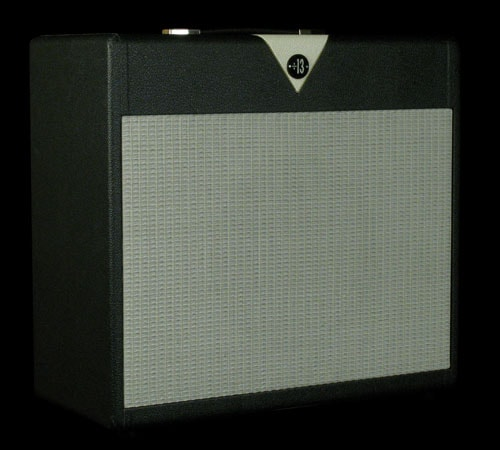 Divided by 13 CCC 9/15 Combo Amplifier Black/White