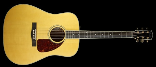 Fender® Custom Shop Used Fender® Custom Shop TPD-1 Trad Pro Dreadnought Acoustic Guitar Natural