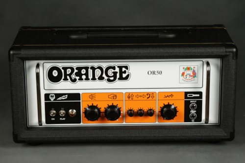 Orange OR50 Head - OR50H - Black
