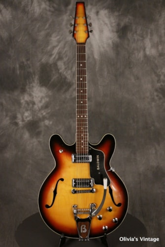 ~1960 BALDWIN 706V Hollowbody