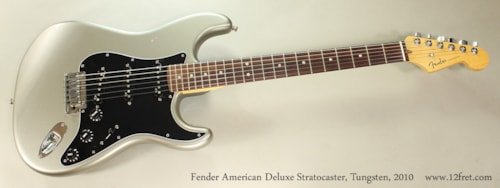 2010 Fender® American Deluxe Stratocaster®