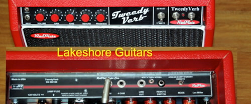 2013 RedPlate Tweedy Verb
