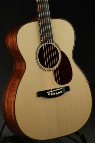 Bourgeois OM DB Signature Croatian/Koa