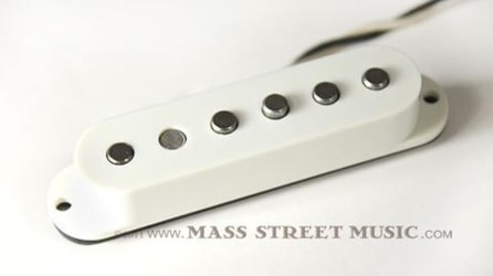 Don Grosh 60s Fat Strat Middle Reverse Wound Pickup