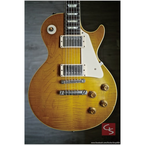 "2013 Gibson Custom Shop Collectors Choice CC#13 ""The Spoonful Burst"""