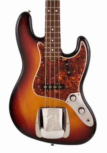 1982 Fender® American Vintage Re-Issue '62 Jazz Bass®
