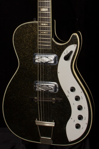 ~1962 Silvertone Unknown