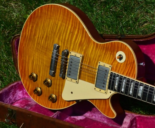 1985 Gibson Chris Derrig Les Paul