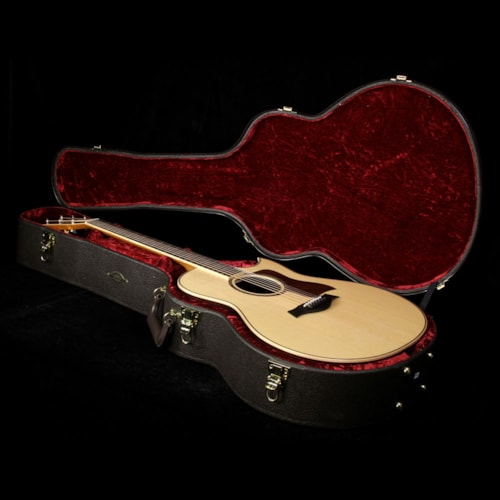 Taylor 818ce Grand Orchestra Acoustic/Electric Guitar Natural