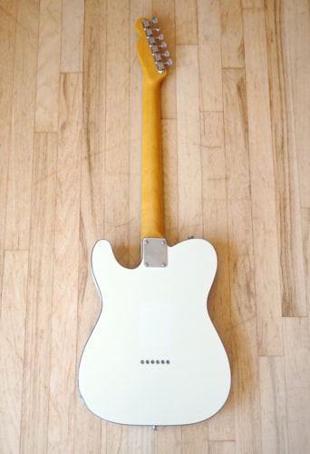 2008 Fender® Telecaster® Custom '62 Reissue TL62B Guitar CIJ Made in Japan