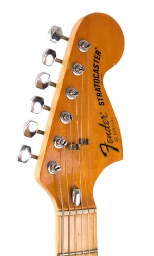 1979 Fender Stratocaster Hard Tail