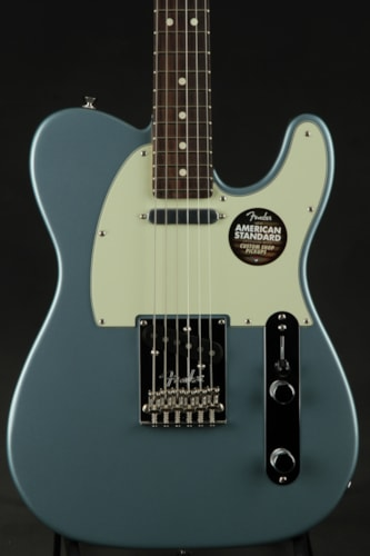 Fender® Limited Edition American Standard Telecaster® - Ice Blue Meta