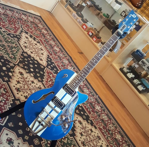 Duesenberg Mike Campbell