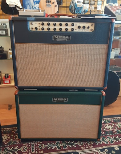 Mesa Boogie Lone Star™ Special 15/30 w/ 2 x12 Cabinet