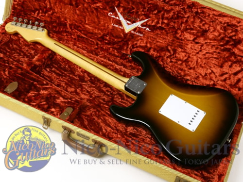 2007 Fender Custom Shop 1957 Closet Classic Stratocaster 50th Anniversary Pro Jr Amp