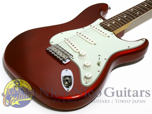 2007 Fender® Custom Shop Masterbuilt '61 Stratocaster® NOS by Mark Kendrick