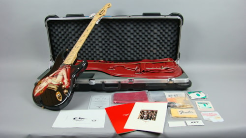1994 Fender® Custom Shop Playboy Stratocaster®