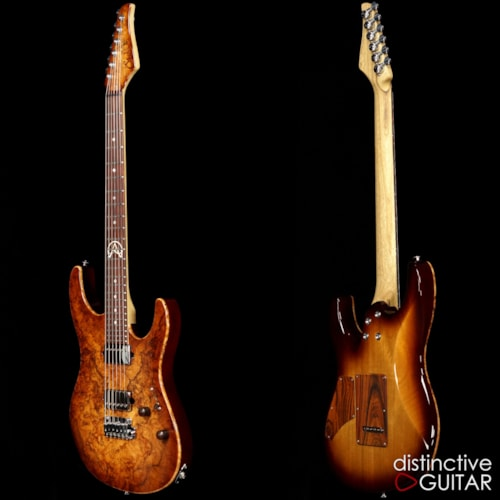 Suhr Modern Distinctive Select Spalted Maple