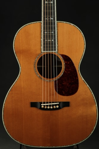 Bourgeois OMS-42 - Cocobolo/Aged Tone