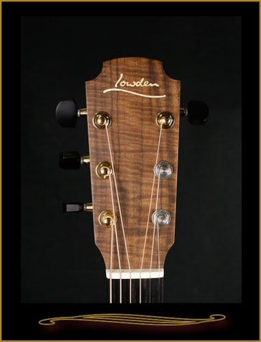2016 Lowden Jon Gomm Signature Model