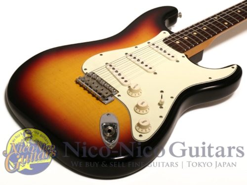 2002 Fender Custom Shop Masterbuilt '60 Stratocaster Closet Classic by John English