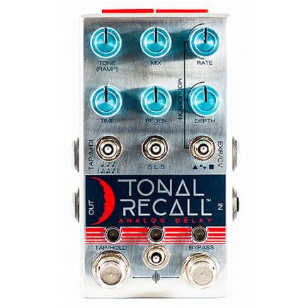 2016 Chase Bliss Audio Tonal Recall Analog Delay