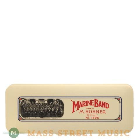 2015 Hohner Marine Band - Key of C
