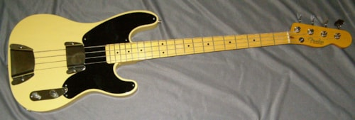 2010 Fender® replica by Dale Fortune '52 / '53 Precision Bass®