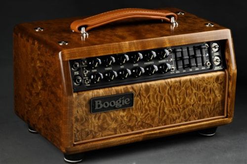 Mesa Boogie Custom Shop Mark Five 25 - Head Premier Quilt Maple Hardwood