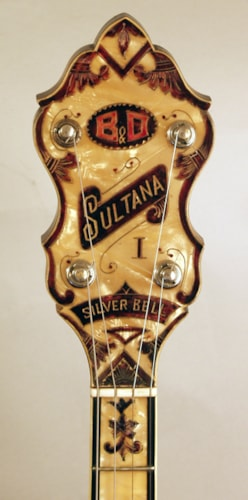 1939 Bacon & Day Sultana Silver Bell #1