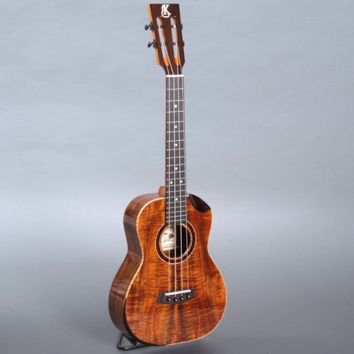 2017 KANILE'A PLATINUM 2016 LIMITED EDITION TENOR UKULELE WITH CASE