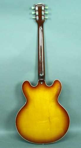 2007 Gibson ES-335 Block Inlay