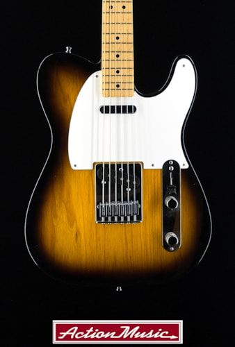 Fender® Baja Telecaster® Parts Guitar