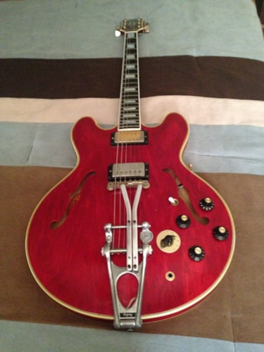 Gibson ES-335 (Custom Built for Lowell George)