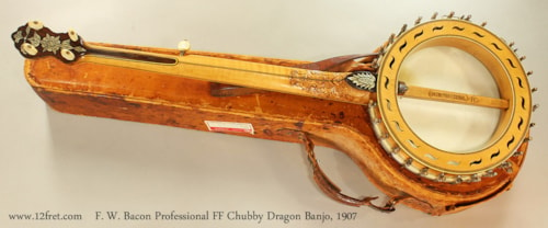 1907 F W Bacon Professional FF Chubby Dragon