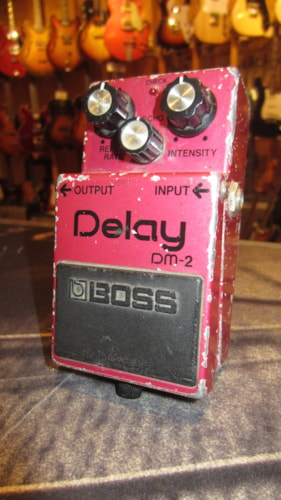 ~1982 BOSS DM-2 Analog Delay