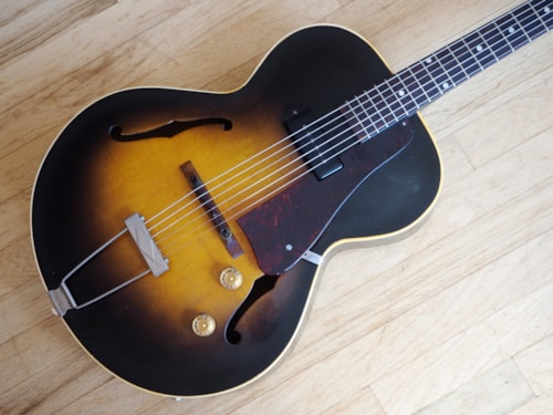 1953 Gibson ES-125 Vintage Archtop Electric Guitar 99.9% Stock w/ case