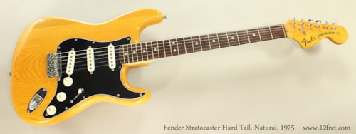 Fender Stratocaster Hard Tail