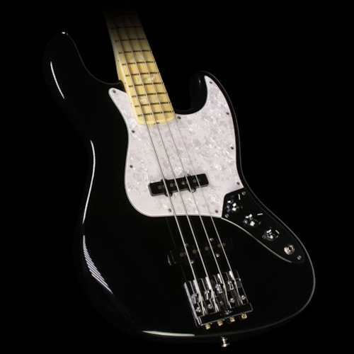 Fender USA Limited Edition Geddy Lee Jazz Bass Black