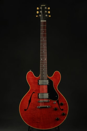 Collings I-35 LC - Aged Finish and Hardware - Faded Cherry