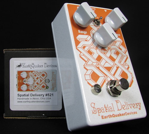 2016 EarthQuaker Devices Spatial Delivery