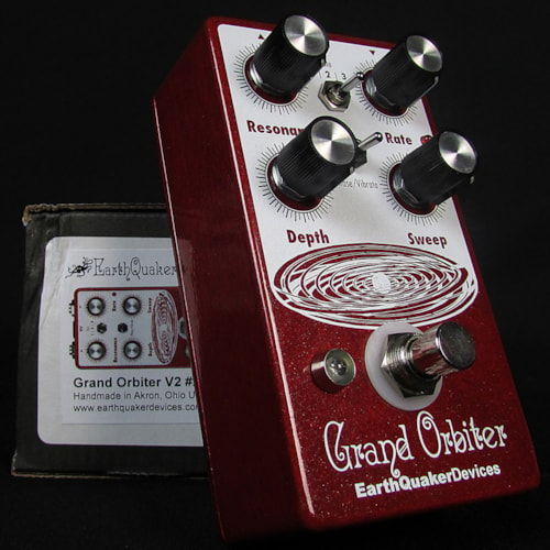 2016 EarthQuaker Devices Grand Orbiter