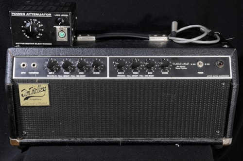 Jim Kelly (Original not reissue) 30w 2-Channel Reverb
